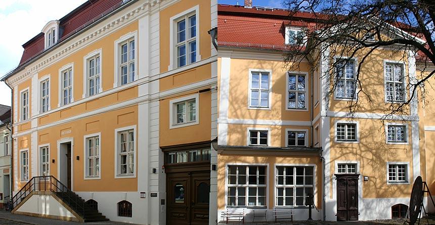 Das Frey-Haus in der Ritterstraße