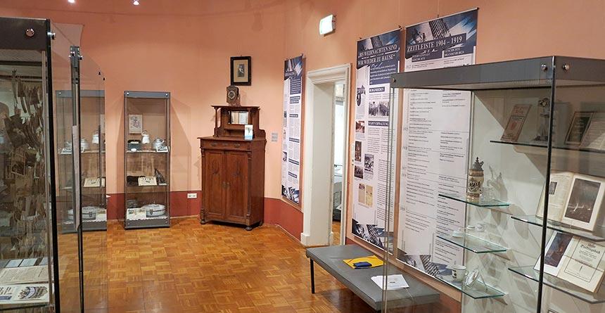 Das Stadtmuseum im Frey-Haus
