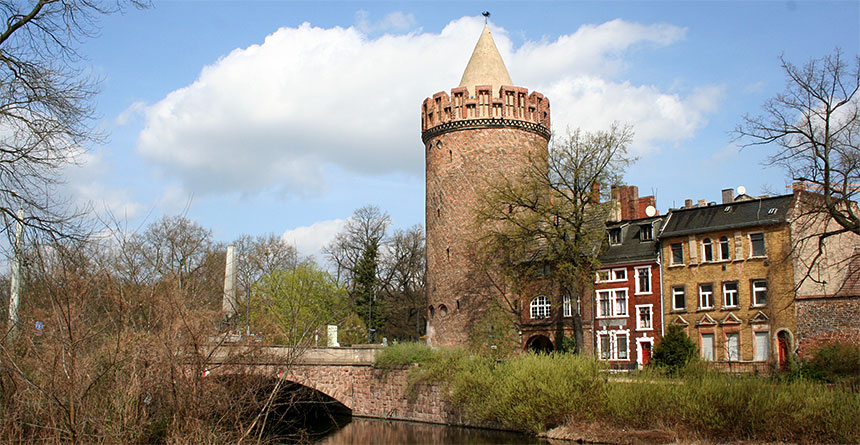 Steintorturm in Brandenburg an der Havel