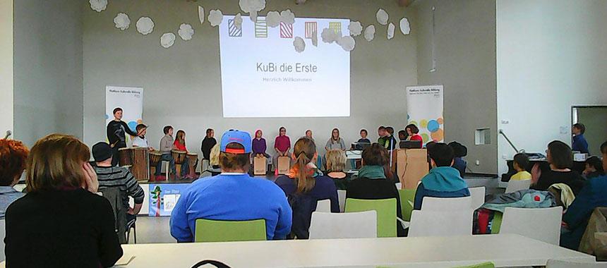 erste Kontaktbörse Kulturelle Bildung