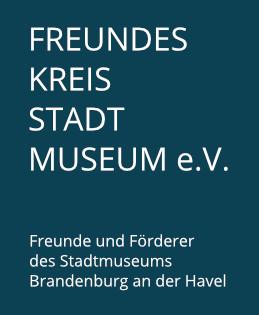 Logo FREUNDESKREIS STADTMUSEUM e.V.